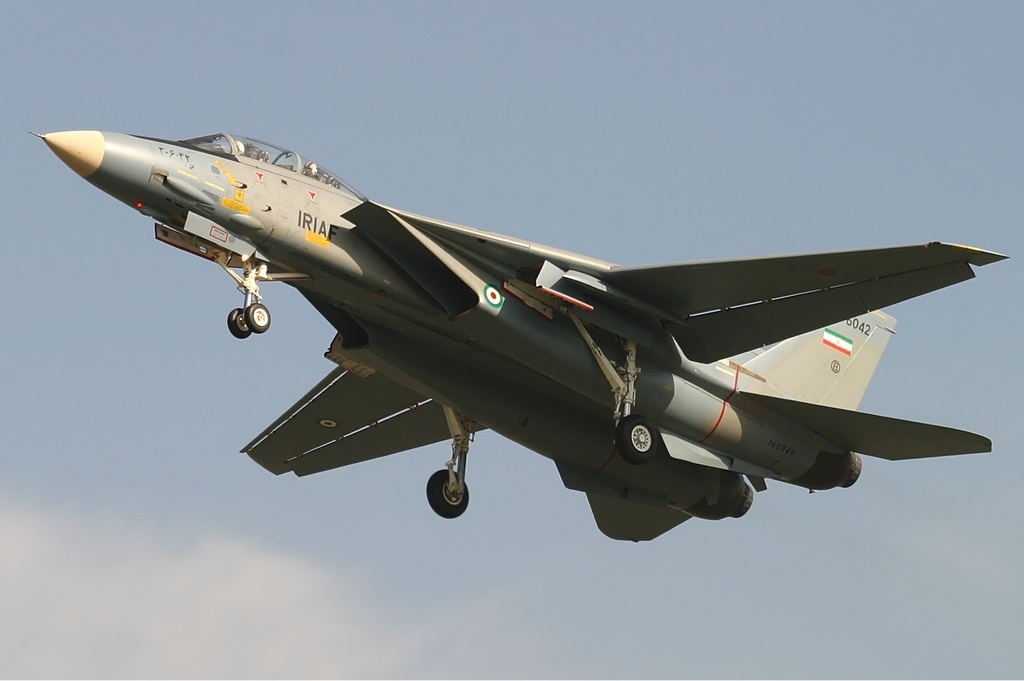 Iran Air Force Grumman F 14A Tomcat Sharifi
